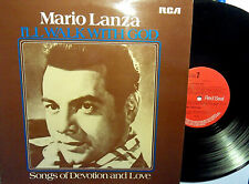 MARIO LANZA LP ,,I'LL Walk With GOD'' SONGS OF  DEVOTION AND LOVE Rec. 1951-1952
