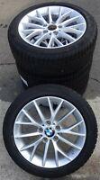 4 BMW Winterräder Styling 380 205/50 R17 89H M+S 1er F20 F21 2er F22 6796205 RDK