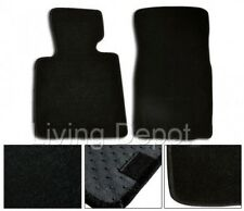 Fit For 09-11 BMW Z4 Floor Mats Carpet Nylon Black 2PC