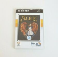American McGee's Alice - PC-CD Rom Game - Free UK Delivery