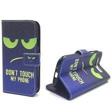 Housse de protection pour Samsung Galaxy S3/S3 Neo Don't touch sac vert + 1