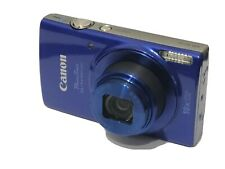 Canon PowerShot ELPH 190 IS  20.0 MP 10 X ZOOM Digital Camera - Blue * READ