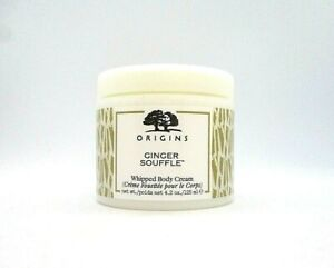 Origins Ginger Souffle Whipped Body Cream ~ 4.2oz