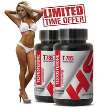 muscle growth supplements for men - TESTOSTERONE T785 2B - horny goat weed pills