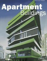 Apartment Buildings, Hardcover by Van Uffelen, Chris, Brand New, Free shippin...