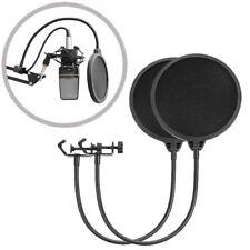 2PCS Neewer Studio Microphone Mic Wind Screen Pop Filter Mask Shied USA