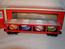 Lionel 6-82741 Christmas Holiday Tinsel Vat Car #82741 O 027 MIB New 2015