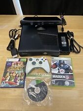 New listing Microsoft Xbox 360 S Slim 4Gb Console Kinect Bundle Controller 3 Games Tested