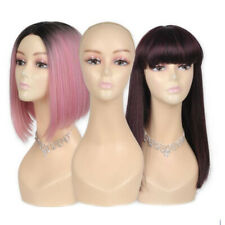 Realistic White Female Mannequin Head Perfect for Display Hair Wigs Hats Jewelry