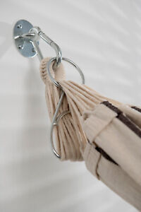 Hängematten verkürzen mit dem Hammock-Angel, Hängemattenverkürzer, Zubehör Metal