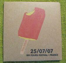 Peter Gabriel-Six Fours Festival 2007- Encore -BootlegLive -2CDs - Genesis