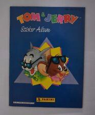 Panini Tom & Jerry Sticker Album 1995 / Sammelalbum komplett mit allen Stickern