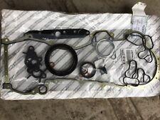 GENUINE FIAT LANCIA ALFA FULL crankcase GASKETS 71744287 1.3d mtjd doblo PUNTO