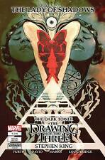 THE DARK TOWER DRAWING OF THREE THE LADY OF SHADOWS #1 (OF 5) MARVEL COMICS 2015