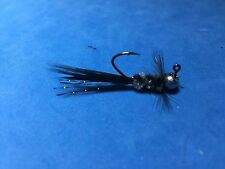 4 Custom Hand Tied 1/32 jigs - great for Crappie, Bream and Trout - #410-132