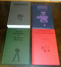 4 Books JONATHAN OTT ALBERT HOFMANN PHARMACOTHEON AYAHUASCA PSYCHEDELIC LSD DMT