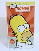 The Simpsons HOMER Tin Action Toy Figure - Collectable