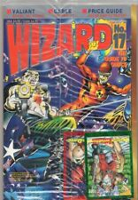 WIZARD MAGAZINE JANUARY 1993 #17  BRAND NEW  FACTORY SEALED  HOLIDAY ISSUE