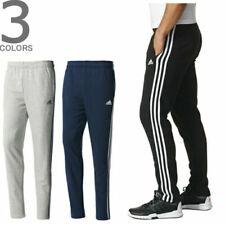Adidas Mens Fleece Tracksuit Pants Jogging Bottoms Joggers Black Navy Grey