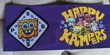 Nickelodeon SDCC 2020 Kamp Koral Spongebob Squarepants Patch! Limited edition