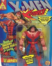Vintage 1994 Marvel Comics ~WARPATH 2nd~ Uncanny X-Men X-Force Figure ToyBiz~MOC