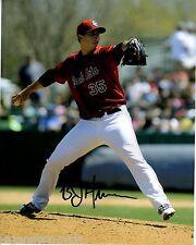 B J Hermsen Minnesota Twins signed autographed 8x10 photo LOM COA (PH693)