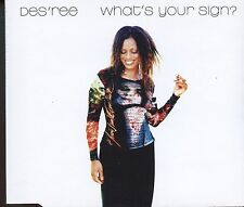 Des'ree / What's Your Sign? - MINT