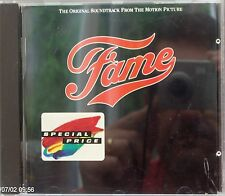 Original Motion Picture Soundtrack - Alan Parker Fame (1980) (CD)