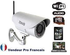 Caméra réseau IP Extérieur vidéosurveillance avec caisson de protection étanche