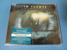 IN FLAMES - SOUNDTRACK TO YOUR ESCAPE CD +3 (SEALED)