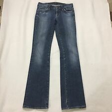 """Citizens Of Humanity Women's Low Waist Collete Stretch Jeans Sz 27 - 28"""" x 33"""""""