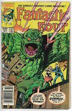 1984 MARVEL COMICS GROUP - FANTASTIC FOUR NO.271