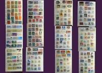 Great Stamp Collection From United States, Stamps Are All Different, Free Post