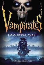 NEW Vampirates: Immortal War by Justin Somper