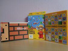 Super Mario Maker; Nintendo Wii U