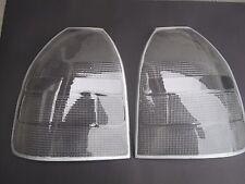 1996 1997 1998 1999 2000 Honda Civic EK Clear Taillight Lenses Pair 3DR