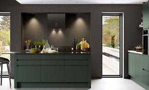 Strada MATT Paint To Order Slab (KitchenStori)  Rigid Units, full colour palette