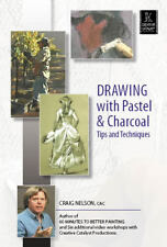 Drawing with Pastel & Charcoal by Craig Nelson - Art Education DVD