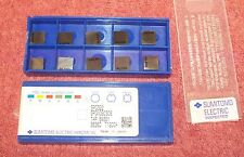 SUMITOMO    CARBIDE  INSERTS   SPG 322   GRADE  T1200A       PACK OF 10