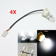 4X HID Tube Light Bulb Car Hideaway Head Strobe Lamp Bulb 12V 20W Replacement