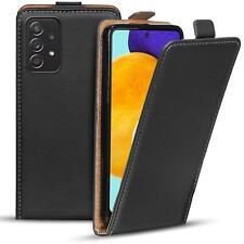 Schutz Hülle Für Samsung Galaxy A52 5G Etui Klapp Tasche Flip Cover Handy Case