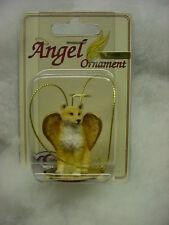 SHIBA INU dog ANGEL ORNAMENT Figurine HANDPAINTED Statue NEW Christmas puppy NEW