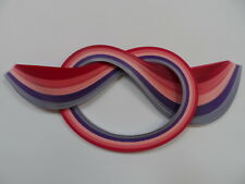 Quilling Paper 5mm, 100 strips  -  Pinks & Purples
