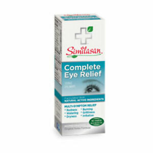 Eye Drops Complete Relief 0.33 Oz  by Similasan