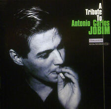 CD ANTONIO CARLOS JOBIM - a hommage à...