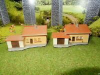 2 x Haus Siedlungshaus mit Garage Spur N B602