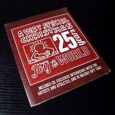 A Very Special Christmas: 25 Years 2012 Deluxe Edition CD Sealed NEW RARE #0306*