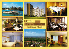 AK, Mainz am Rhein, Hotel MAG, acht Abb., um 1995