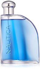 Perfume EDC Para Hombre En Spray Vaporizador Fragancia Acuática Nautica Blue