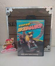Megadrive 1 & 2 Super Skidmarks [PAL] Sega